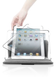 Targus Versavu cases for iPad 3 with a 360 degree rotating axis