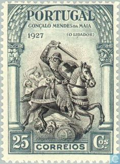 Potugal - Portekiz Old Stamps, Rare Stamps, History Of Portugal, Early Middle Ages, Stamp Collecting, Postage Stamps, Vintage Posters, Illustration Art, Drawings