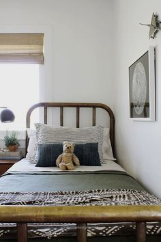 Terrific A Modern Little Boy's Room – The Big Reveal!  The post  A Modern Little Boy's Room – The Big Reveal!…  appeared first on  Erre Designs .