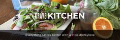 KRAVE Jerky | Recipes For Cooking With Healthy Gourmet Jerky
