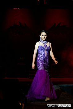 Rex Nicdao's Model: Patrene