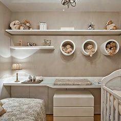 Guia do quarto de bebê menina: tudo o que você precisa saber!