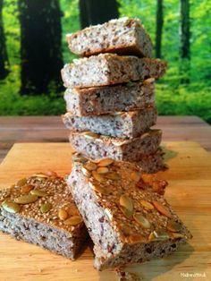 sandwichbrød til madpakken, LCHF, glutenfri