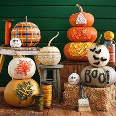 Carm Collins Natural Fall Decor, Harvest Decorations, Natural Materials, 9 And 10, Pumpkin, Christmas Ornaments, Holiday Decor, Pumpkins, Christmas Jewelry