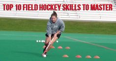 Field hockey skills, tips and advice to improve your hockey from an ex-international player and performance coach