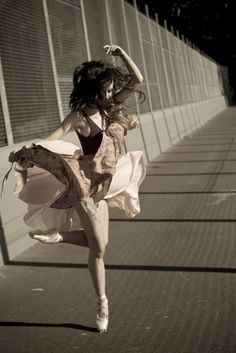 Ballet in the Street