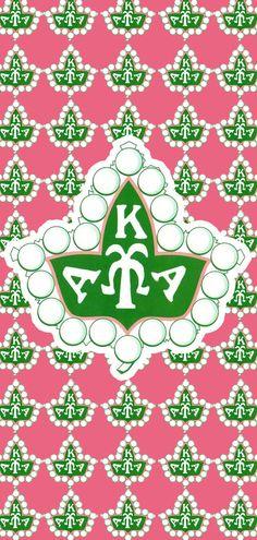 AKA Aka Sorority, Alpha Kappa Alpha Sorority, Sorority Life, Pink Love, Pretty In Pink, Pink And Green, My Love, Eclectic Wallpaper, Pretty Girl Rock