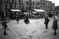 Gianni Berengo Gardin, Venezia 1958