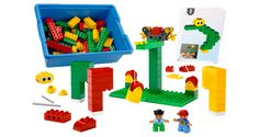 LEGO.com Education 9660 - Early Structures Set