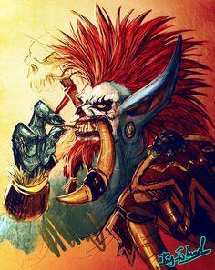 troll warcraft