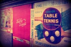 Ping Pong Bars in Glasgow!