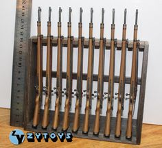 TC86-01 1/6 ZYTOYS - Gun Stand: Store-Rooms.com Guns, Rooms, Cabinet, Store, Weapons Guns, Bedrooms, Clothes Stand, Coins, Closet