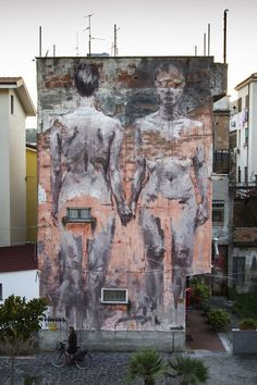 Borondo (2013) - Sapri, Campania (Italy)