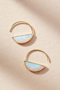 Cadence Hugger Hoop Earrings | Ohrringe