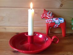 A personal favorite from my Etsy shop https://www.etsy.com/uk/listing/249412501/kockums-of-sweden-vintage-enamel-candle