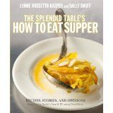 The Splendid Table's How to Eat Supper: Recipes, Stories, and Opinions from Public Radio's Award-Winning Food Show, a book by Lynne Rossetto Kasper, Sally Swift Turkey Burger Recipes, Turkey Burgers, Corn Chowder, Food Test, Food Shows, Supper Recipes, So Little Time, Just In Case, Easy Meals