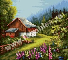 Dimineata in munti - Rogoblen Tapestry, Cabin, Bird, House Styles, Outdoor Decor, Home Decor, Hanging Tapestry, Tapestries, Decoration Home