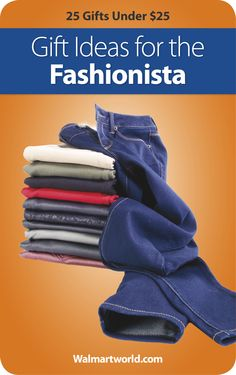 A devoted follower of fashion will appreciate any of these jackets, jeans, and jeggings this holiday season.