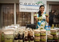 CocoVie - sells a range of coconut products including sugar, vinegar, flour, nectar and oil.
