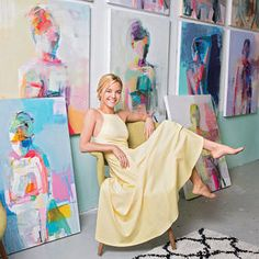 Teil Duncan is a southern artist known for her lively, colorful beach scenes. She inspires me everyday to make something beautiful. Art Painting, Abstract Artists, Teil Duncan Art, Picasso Paintings, Painting, Abstract Art, Art, Abstract, Space Art