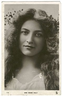 Maude Fealy (March 4, 1883 – November 9, 1971) was an American stage and film actress who appeared in nearly every film made by Cecil B. DeMille in the post silent film era.