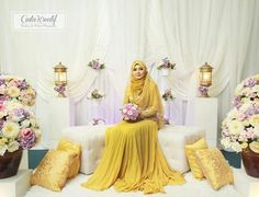 Pelamin by Pretty Things  Follow us at instagram @thisisprettythings