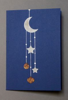 Christmas Card  happy new year  by Abicartes on Etsy, €4.50