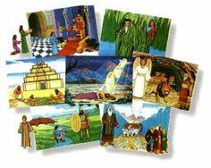 Bible Heroes Soft Felt Storybook - Kit Little Folk Visuals