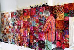 L'association des couleurs par Kaffe Fassett | in the loop - Le webzine des arts de la laine