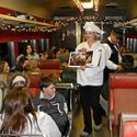 Mount Hood Railroad polar express train ride for kids!