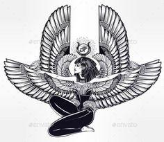 """Résultat de recherche d'images pour """"isis tattoo"""""""