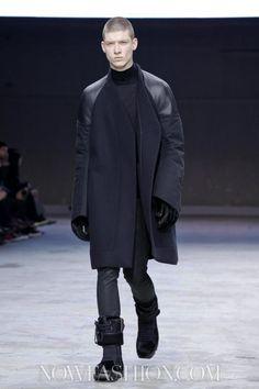 Rick Owens Menswear Fall Winter 2013