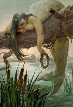 uno-universal: Mermaid by Elvira Akienko