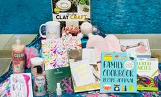 The Mom Mastery University Summer Self-Care Giveaway! by Mom Mastery University. Hosted by KingSumo Giveaways Clay Crafts, Diy And Crafts, Adult Coloring, Coloring Books, Salt Body Scrub, Face Roller, Planner Sheets, Pink Toes, Facial Cleansing Brush