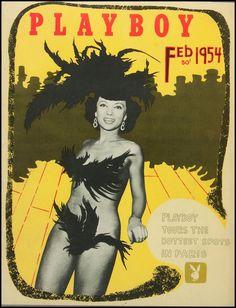 Playboy. 1954