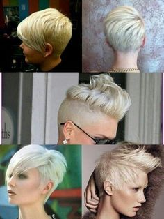 Short Pixie Haircuts Trends