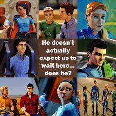 #tag #thunderbirdsarego #thunderbirds Thunderbirds Are Go, Go For It Quotes, Meaningful Quotes, Puppets, Random Things, Science Fiction, Tv Series, Harry Potter, Fandoms
