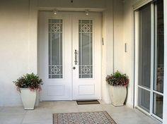 דלתות מעוצבות לבית בכפר מעש GLR - וריאציה - דלתות כניסה, דלת כניסה