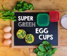 Super Green Egg Cups