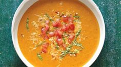 Cant stand Oprah but recipe sounds good.  Oprah's basic tomato soup