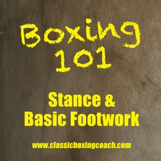 The Boxing 101 series of articles is designed to provide some instruction and ex. - Healty fitness home cleaning Boxing Training Workout, Boxer Workout, Boxing Stance, Boxing Coach, Boxing Boxing, Boxing Drills, Goal Charts, Title Boxing, Boxing