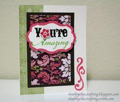 #CTMH Ivy Lane Card Kit