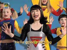 ▶ Hello Good Morning! A new good morning song?