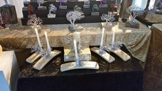 Candle Huggers made in Steel wire. Wire, Place Card Holders, Candles, Steel, Create, How To Make, Design, Candy, Design Comics