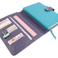 READY TO SHIP Lavender June A5 Journal Cover for books like