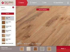 Download our AR app to explore our entire catalogue of products in your home or commercial space. Karndean Designflooring
