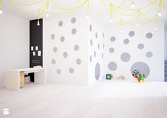 Sala w przedszkolu - zdjęcie od JUSSS Learning Spaces, Early Childhood, Kids Playing, Playroom, Education, Modern, Inspiration, Children's Healthcare, Kindergartens