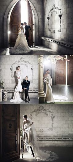 Korean wedding photography concept - Pium Studio - European