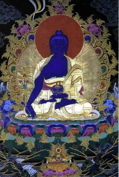 blue Buddha, Tibet-style                                                                                                                                                                                 Más