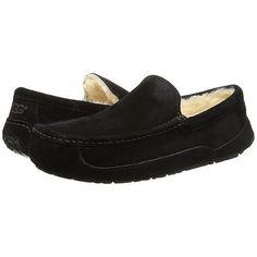 2d0c7767456 Slippers 11505  Ugg Men S Ascot Slipper (Black